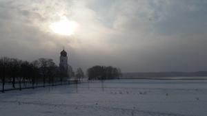 Leonhardikirche minus 13 Grad