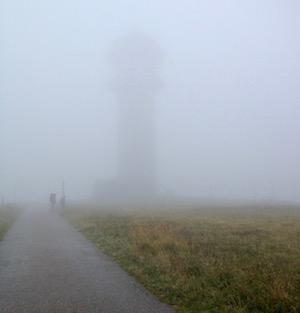 Frühzeitige Nebel