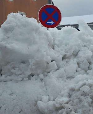 Schneeberg Januar 2019